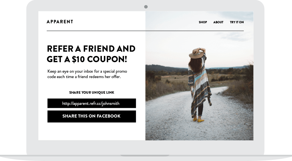 Fashion Referral Program